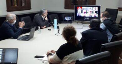 """Autoridades de la BCR presentaron al Gobierno """"Muvin"""", su flamante plataforma de gestión logística"""