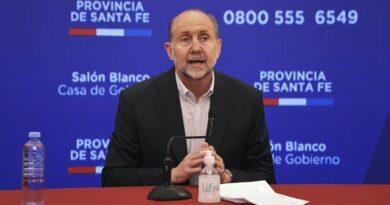 """Perotti opinó sobre Vicentín y afirmó que la provincia """"acompañará el proceso"""""""