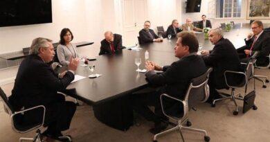 "Cónclave Gobierno – Vicentin: para Perotti, ""Alberto escuchará alternativas"""