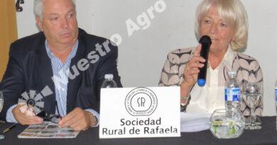 """La Rural de Rafaela contraataca por los agroquímicos: """"hay una clara intencionalidad política"""""""