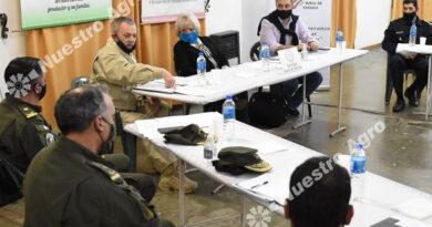 """La Rural de Rafaela """"le cantó las cuarenta"""" al municipio y las fuerzas de seguridad por los delitos rurales"""