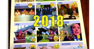 REVISTA NUESTRO AGRO: DICIEMBRE 2018 N° 301
