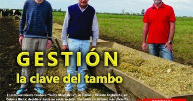 REVISTA NUESTRO AGRO: MAYO 2019 N° 306