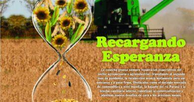 REVISTA NUESTRO AGRO: MAYO 2020 N° 318