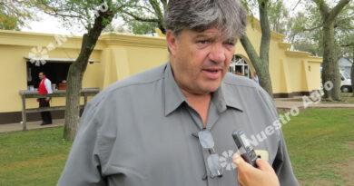 """""""Chito"""" Forte se sacó el cassette y habló sobre vandalismo rural: """"los productores estamos podridos"""""""