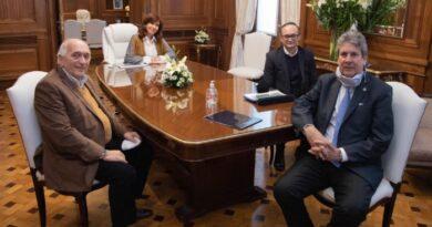 La foto menos pensada: el sector agroindustrial se reunió con Cristina Fernández por un proyecto agroexportador