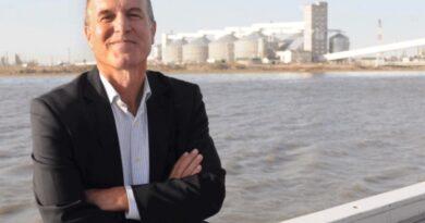 """Zubizarreta: """"la hidrovía es fundamental para el desarrollo de Argentina"""""""