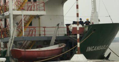 El Puerto de Santa Fe aumenta sus embarques para exportar maíz y busca sumar nuevos destinos