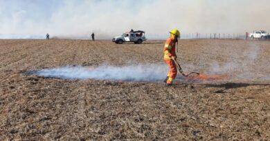 Durísimo comunicado de CRA ante el segundo incendio que sufrió en su campo uno de los vicepresidentes