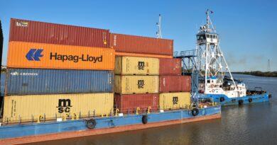 Se intensifican los embarques al exterior con maíz y sorgo desde el Puerto de Santa Fe