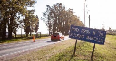 Adjudicaron las obras para repavimentar un tramo de la Ruta Provincial 70