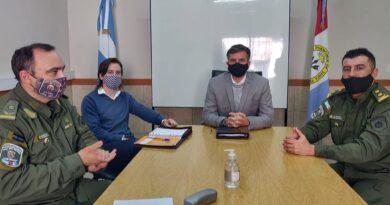 """""""Los Pumas"""" y la Fiscalía Regional articulan acciones para combatir los abigeatos en el Departamento Castellanos"""