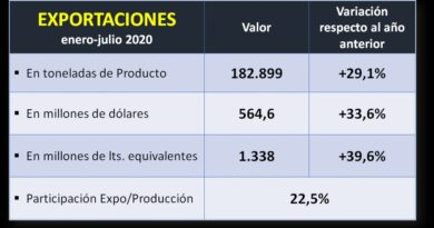 Fuerte impulso a las exportaciones para responder a una mayor producción