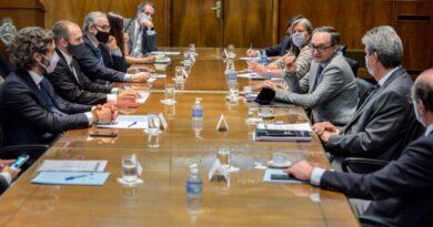 """El Gobierno y el Consejo Agroindustrial definieron los ejes de la """"Estrategia Nacional Agroalimentaria"""""""