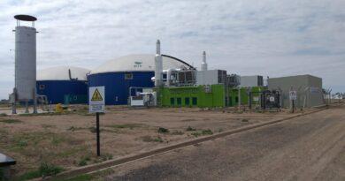 Santa Fe cuenta con una nueva planta que producirá energía y bio fertilizantes