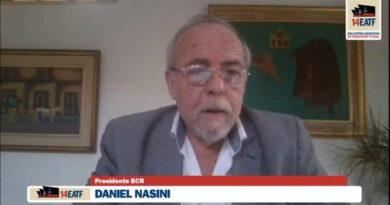 """Daniel Nasini: """"la BCR ha participado siempre activamente en el desarrollo del transporte fluvial"""""""