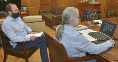 El nuevo presidente del CIL planteó las necesidades de la industria ante el ministro Basterra