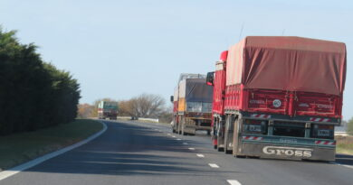 El Gobierno aumentó 19,5% la tarifa de referencia para el transporte de cargas