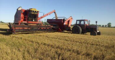 Balance positivo de la maquinaria agrícola nacional, que espera por créditos y una ley con beneficios para el sector