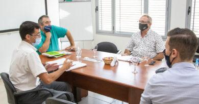 """El ministro Costamagna visitó """"La Lehmann"""" y realzó el rol del cooperativismo: """"es un orgullo muy grande"""""""
