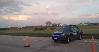 Por tiempo indeterminado, transportistas autoconvocados cortan varios puntos de la provincia de Santa Fe