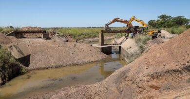 La provincia afirma que la obra del Vila – Cululú tiene un grado de avance del 90% y prevé su finalización en marzo