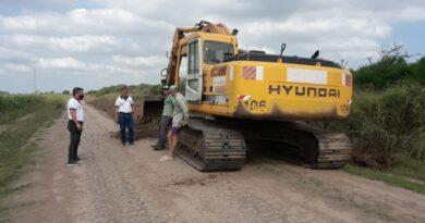 Bajos submeridionales: obras en el norte santafesino para evitar anegamientos y garantizar la provisión de agua
