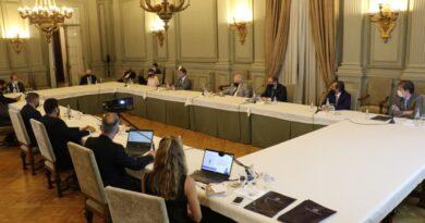 Autoridades de la Bolsa de Comercio de Rosario se reunieron con el presidente del Banco de la Nación Argentina
