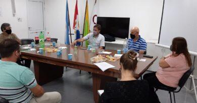 Ultiman detalles para la conformación de una filial de Federación Agraria Argentina en Sunchales y la región