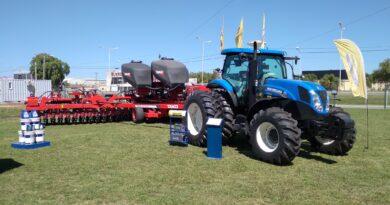 Grosso Tractores y Tanzi se unen para la comercialización de sembradoras con tecnología Air Drill
