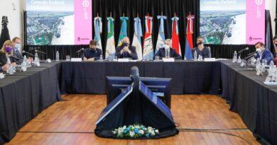 """Reunión por la Hidrovía: el Gobierno aclaró que trabajará para """"seguir sosteniendo la navegabilidad a pleno"""""""