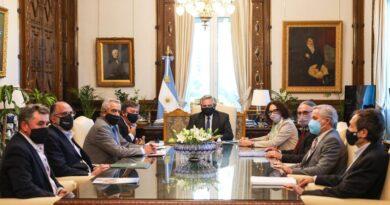 Tras la reunión con Alberto Fernández, la Mesa de Enlace aseguró que no habrá un aumento de las retenciones