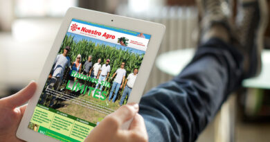 REVISTA NUESTRO AGRO: MARZO 2021 N° 328