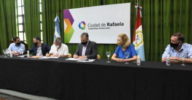 Rafaela contará con un Centro Logístico Internacional en el área industrial para potenciar el desarrollo productivo