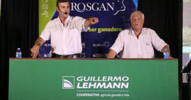 """Todo listo para el tradicional remate ganadero entre """"La Lehmann"""", la Sociedad Rural de Santa Fe y el ROSGAN"""