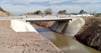 """El Gobierno de Santa Fe anunció que """"está finalizando"""" la obra de reacondicionamiento del canal Vila – Cululú"""