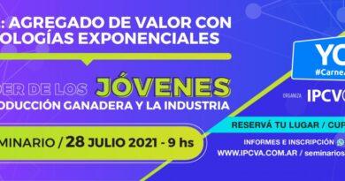 Este miércoles el IPCVA lleva a cabo un seminario para exponer el poder jóvenes y la tecnología