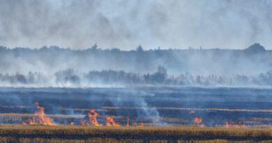 La Rural de Rafaela y el municipio trabajan de manera conjunta para prevenir incendios en los campos de la región